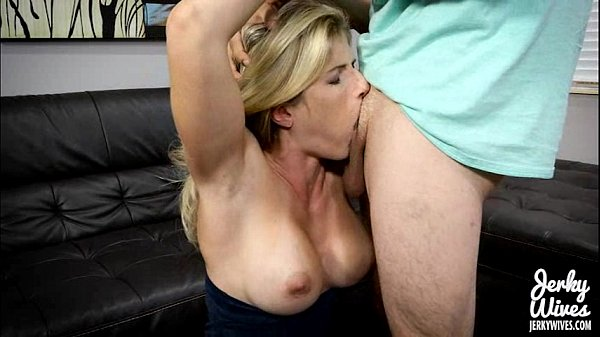 Mommy sleping son is sex force scene